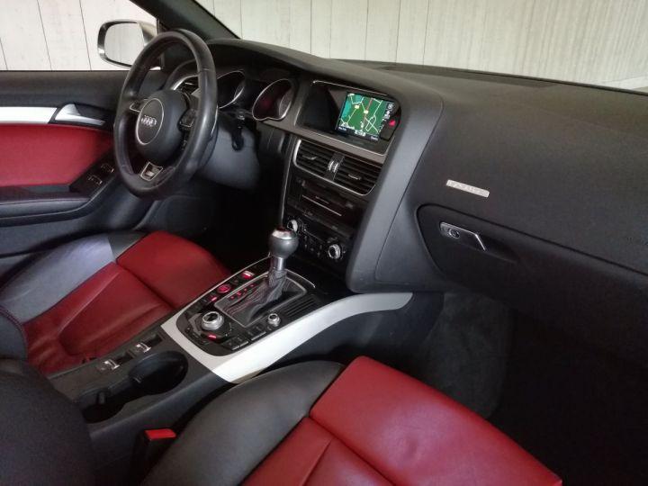 Audi S5 CABRIOLET 3.0 TFSI 333 CV QUATTRO BVA Noir - 7
