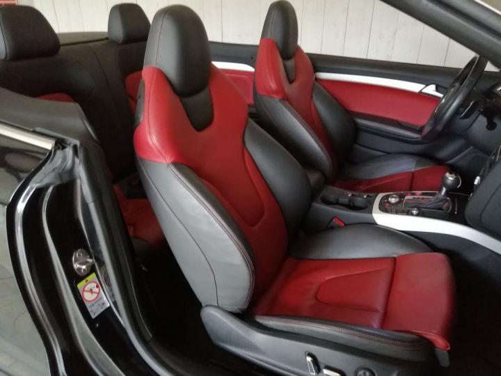 Audi S5 CABRIOLET 3.0 TFSI 333 CV QUATTRO BVA Noir - 8