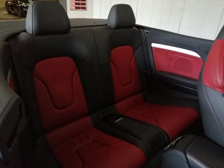 Audi S5 CABRIOLET 3.0 TFSI 333 CV QUATTRO BVA Noir - 9