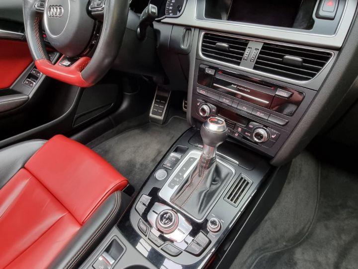 Audi S5 Cabriolet 3.0 TFSI 333 QUATTRO Blanc Glacier Métallisé - 8