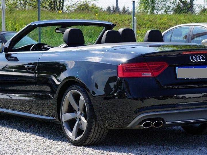 Audi S5 Cabriolet 3.0 TFSI 333 quattro AUTO noir metal - 4