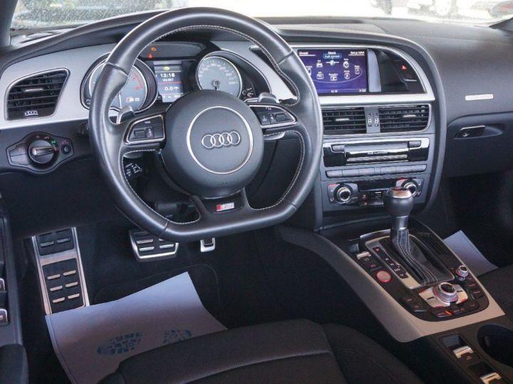 Audi S5 Cabriolet 3.0 TFSI 333 quattro AUTO noir metal - 5