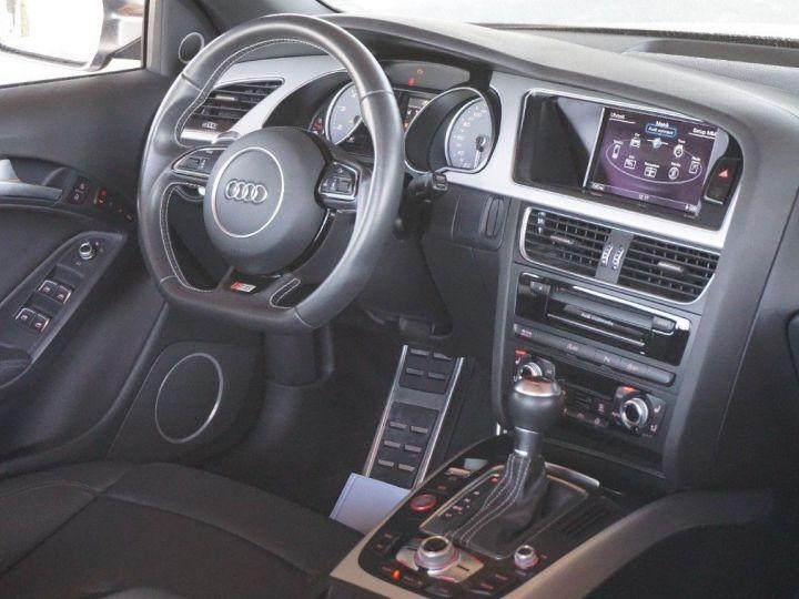 Audi S5 Cabriolet 3.0 TFSI 333 quattro AUTO noir metal - 8