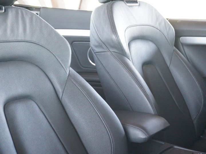 Audi S5 Cabriolet 3.0 TFSI 333 quattro AUTO noir metal - 11