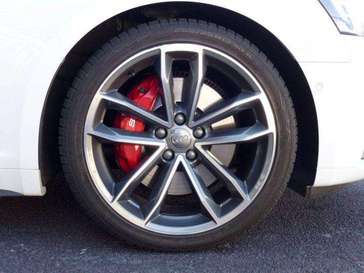 Audi S5 CABRIOLET 3.0 TFSI 354 QUATTRO TIPTRONIC 8 Blanc Glacier Occasion - 12