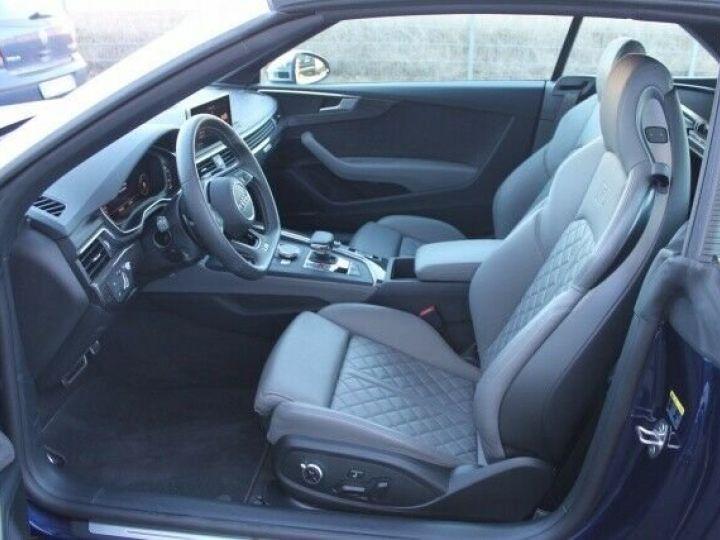 Audi S5 CABRIOLET 3.0 TFSI QUATTRO BLEU Occasion - 3