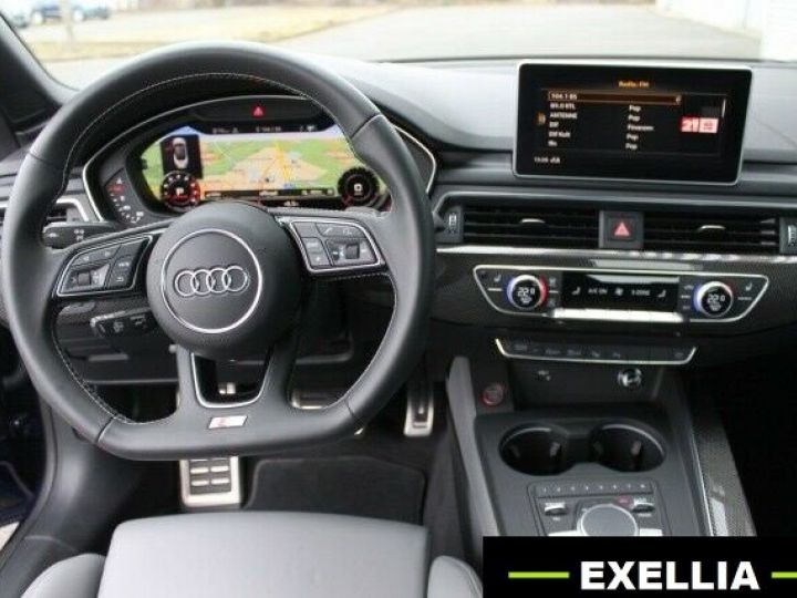 Audi S5 CABRIOLET 3.0 TFSI QUATTRO BLEU Occasion - 4