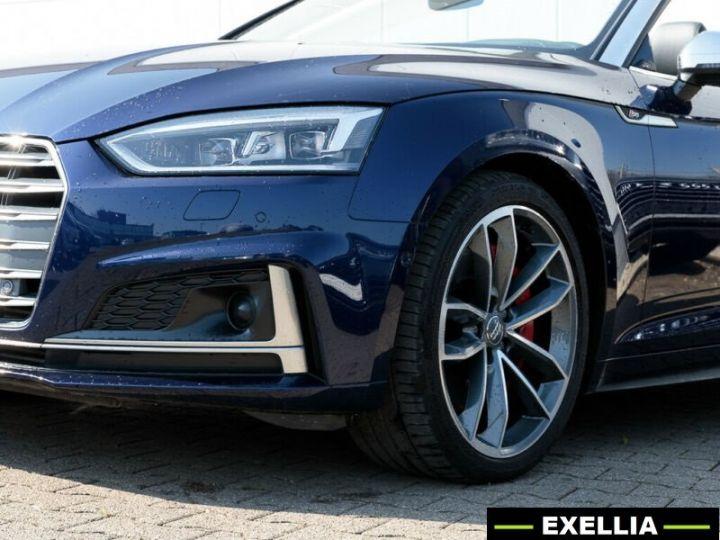 Audi S5 CABRIOLET 3.0 TFSI QUATTRO  bleu NAVARRA Occasion - 1