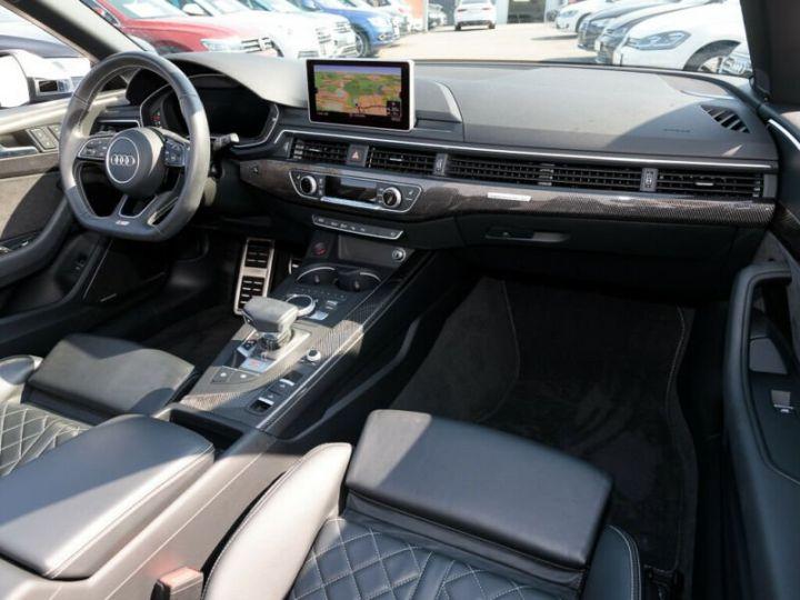 Audi S5 CABRIOLET 3.0 TFSI QUATTRO  bleu NAVARRA Occasion - 4