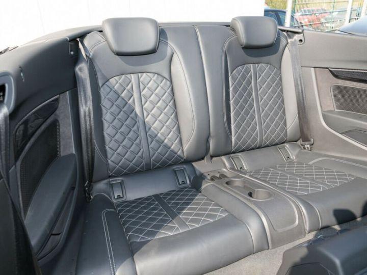 Audi S5 CABRIOLET 3.0 TFSI QUATTRO  bleu NAVARRA Occasion - 6