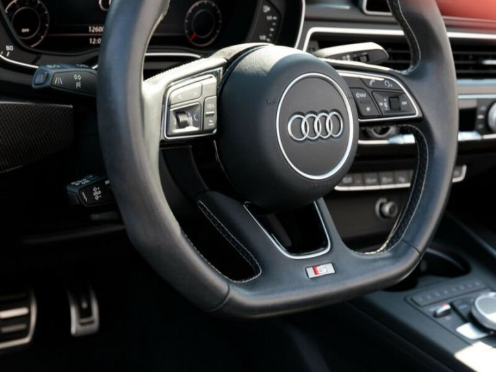 Audi S5 CABRIOLET 3.0 TFSI QUATTRO  bleu NAVARRA Occasion - 9