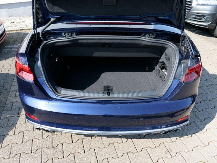 Audi S5 CABRIOLET 3.0 TFSI QUATTRO  bleu NAVARRA Occasion - 11