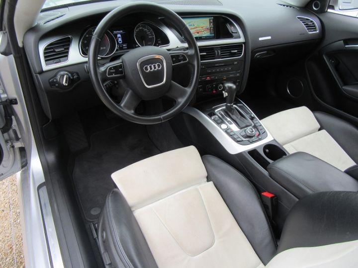 Audi S5 COUPE 4.2 V8 FSI 354CH QUATTRO TIPTRONIC Gris Clair Occasion - 2