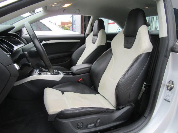 Audi S5 COUPE 4.2 V8 FSI 354CH QUATTRO TIPTRONIC Gris Clair Occasion - 4