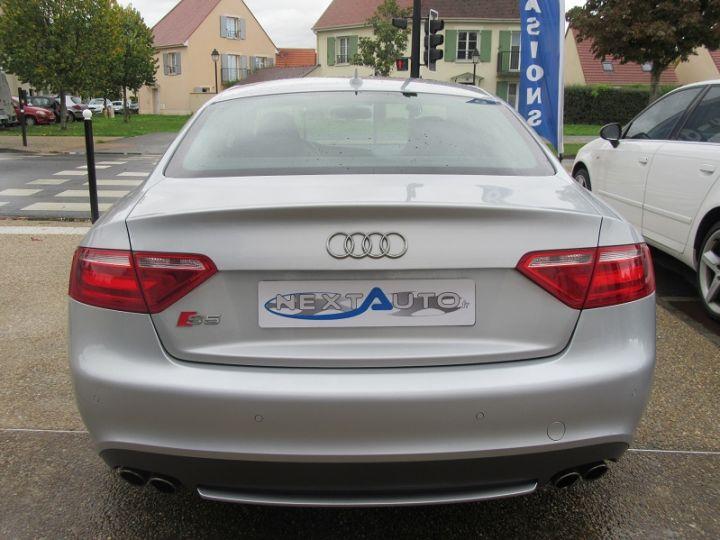 Audi S5 COUPE 4.2 V8 FSI 354CH QUATTRO TIPTRONIC Gris Clair Occasion - 7