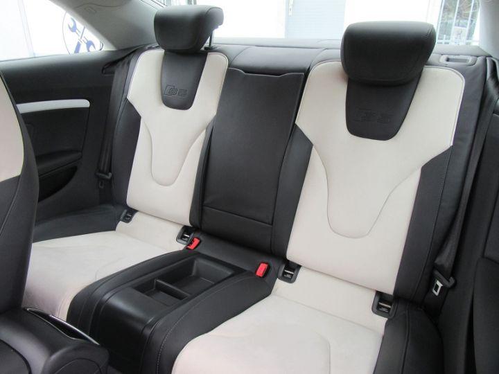 Audi S5 COUPE 4.2 V8 FSI 354CH QUATTRO TIPTRONIC Gris Clair Occasion - 8