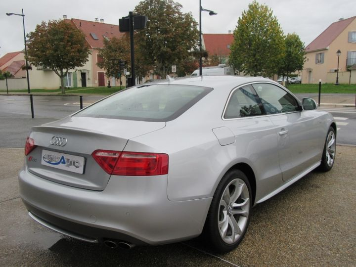 Audi S5 COUPE 4.2 V8 FSI 354CH QUATTRO TIPTRONIC Gris Clair Occasion - 13