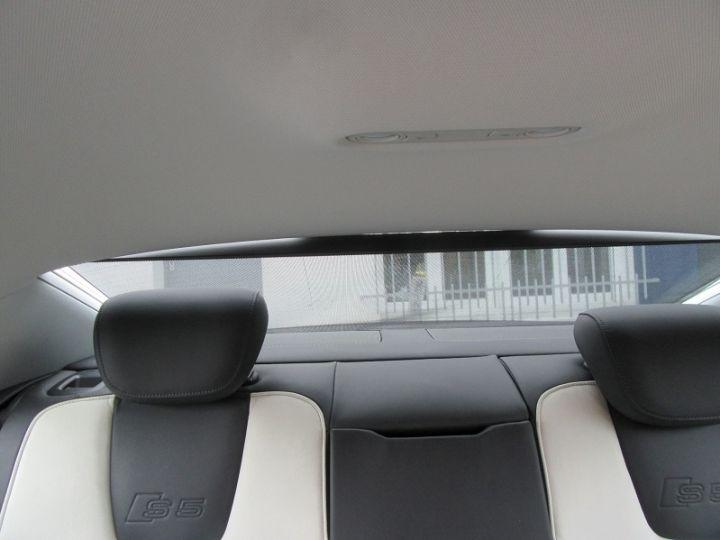 Audi S5 COUPE 4.2 V8 FSI 354CH QUATTRO TIPTRONIC Gris Clair Occasion - 16