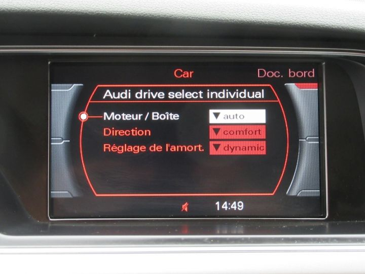 Audi S5 COUPE 4.2 V8 FSI 354CH QUATTRO TIPTRONIC Gris Clair Occasion - 17