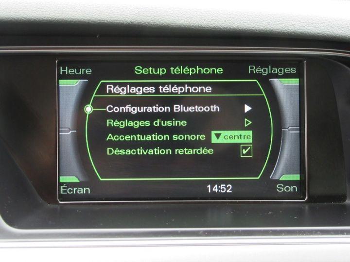 Audi S5 COUPE 4.2 V8 FSI 354CH QUATTRO TIPTRONIC Gris Clair Occasion - 19