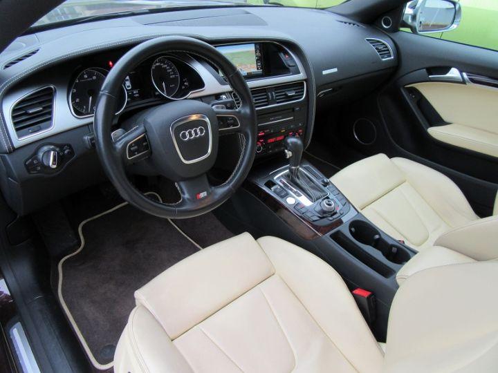 Audi S5 COUPE 4.2 V8 FSI 354CH QUATTRO TIPTRONIC Marron Occasion - 2