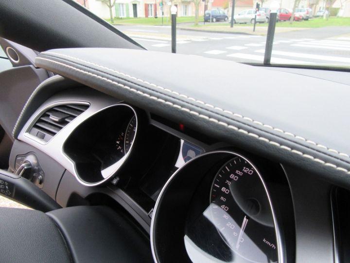 Audi S5 COUPE 4.2 V8 FSI 354CH QUATTRO TIPTRONIC Marron Occasion - 12