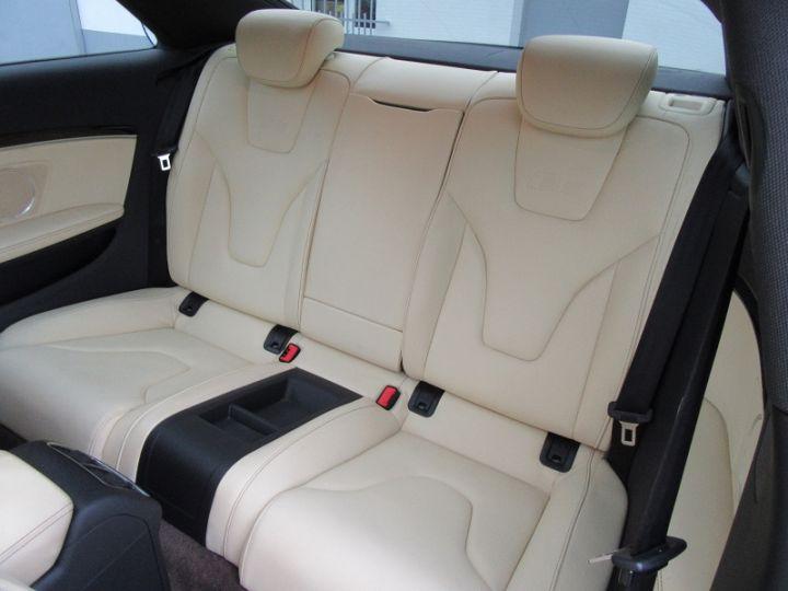 Audi S5 COUPE 4.2 V8 FSI 354CH QUATTRO TIPTRONIC Marron Occasion - 13