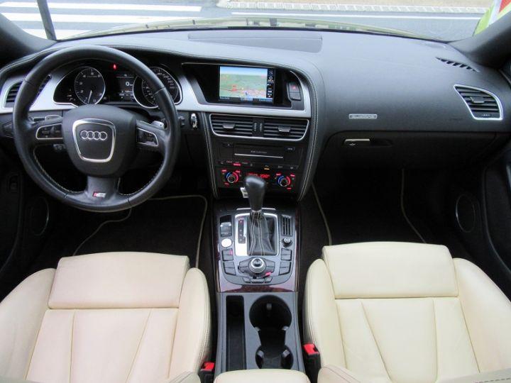 Audi S5 COUPE 4.2 V8 FSI 354CH QUATTRO TIPTRONIC Marron Occasion - 15