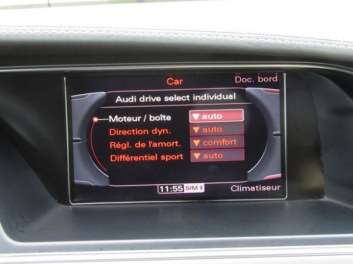 Audi S5 COUPE 4.2 V8 FSI 354CH QUATTRO TIPTRONIC Marron Occasion - 20