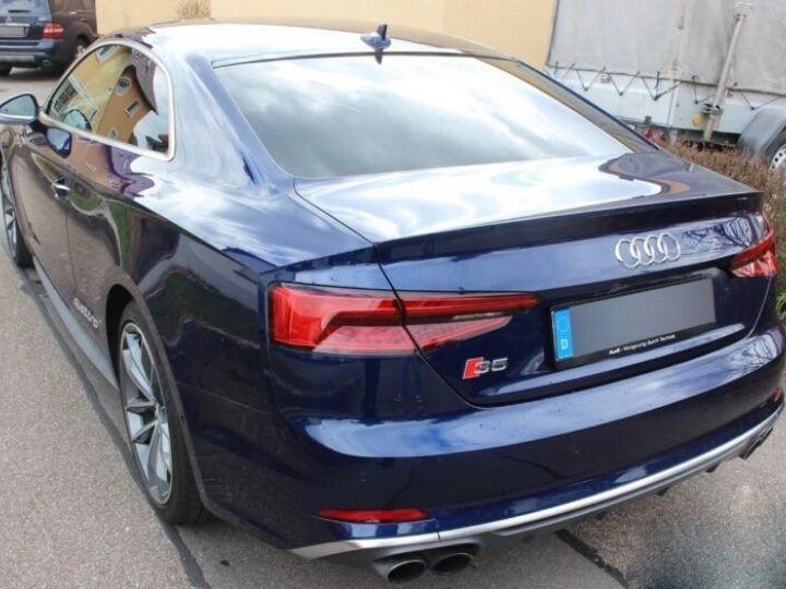 Audi S5 s-line BLEU - 2