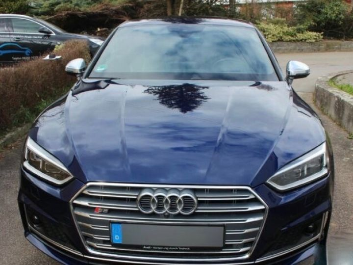 Audi S5 s-line BLEU - 3