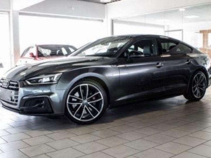 Audi S5 Sportback gris - 2