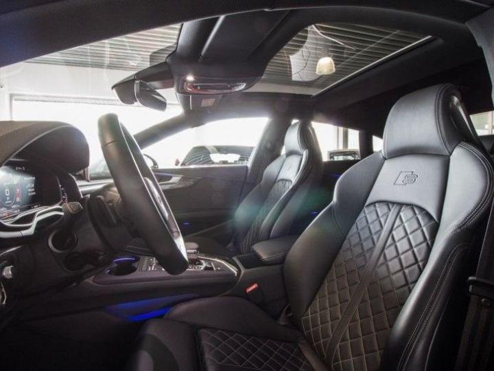 Audi S5 Sportback gris - 3