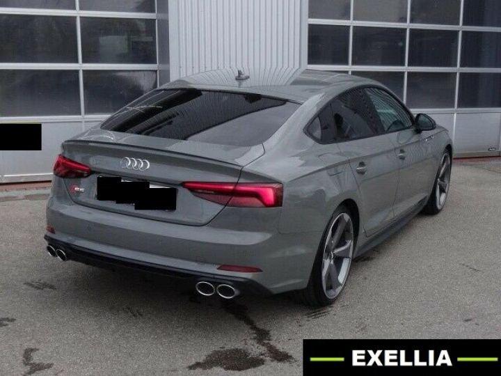 Audi S5 SPORTBACK TDI QUATTRO TIPTRONIC 347 CV  GRIS QUANTUM  Occasion - 4