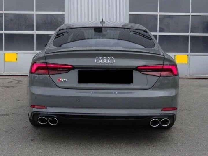 Audi S5 SPORTBACK TDI QUATTRO TIPTRONIC 347 CV  GRIS QUANTUM  Occasion - 5