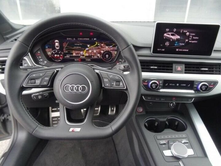 Audi S5 SPORTBACK TDI QUATTRO TIPTRONIC 347 CV  GRIS QUANTUM  Occasion - 15