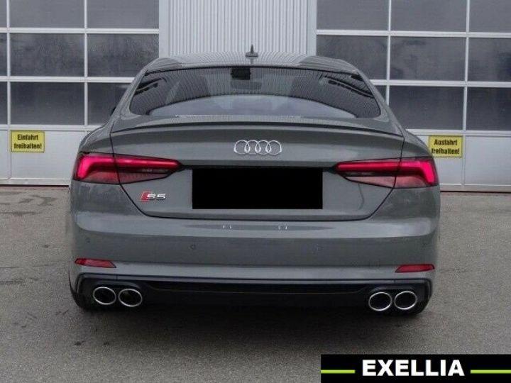Audi S5 TDI Quattro Sportback  GRIS PEINTURE METALISE  Occasion - 2