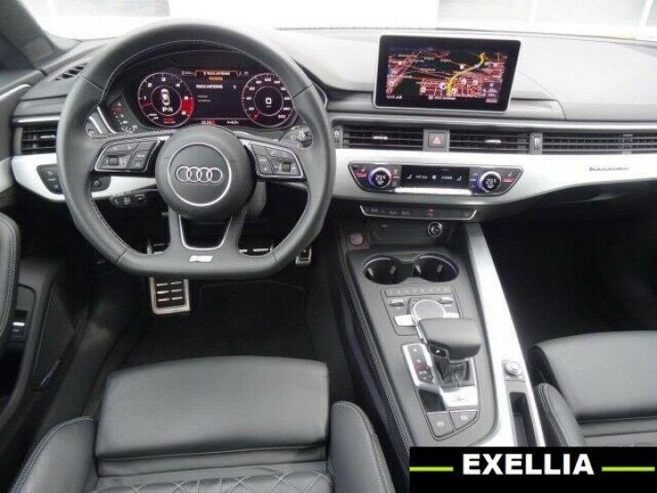 Audi S5 TDI Quattro Sportback  GRIS PEINTURE METALISE  Occasion - 4