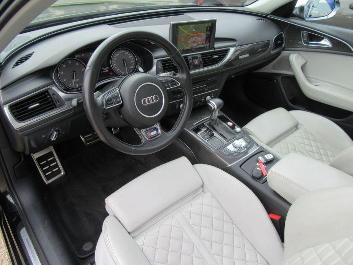 Audi S6 4.0 V8 TFSI 420CH QUATTRO S TRONIC 7 Noir - 2