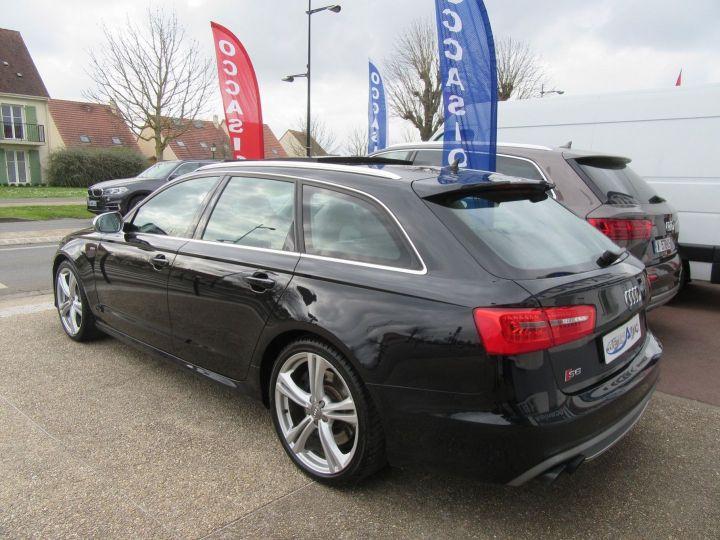 Audi S6 4.0 V8 TFSI 420CH QUATTRO S TRONIC 7 Noir - 3