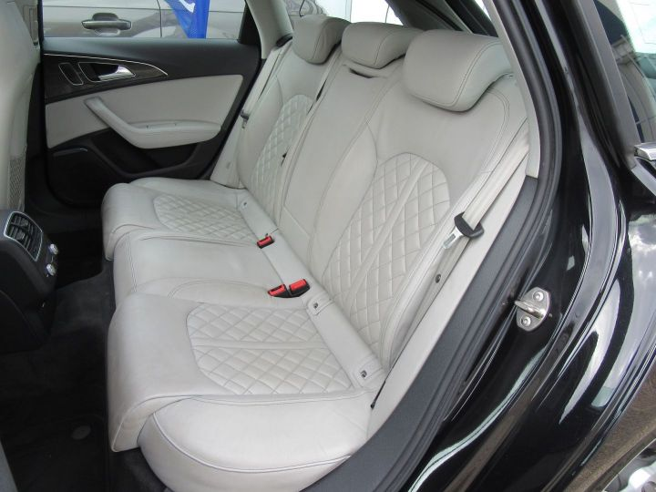 Audi S6 4.0 V8 TFSI 420CH QUATTRO S TRONIC 7 Noir - 8