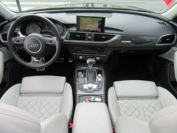 Audi S6 4.0 V8 TFSI 420CH QUATTRO S TRONIC 7 Noir - 10