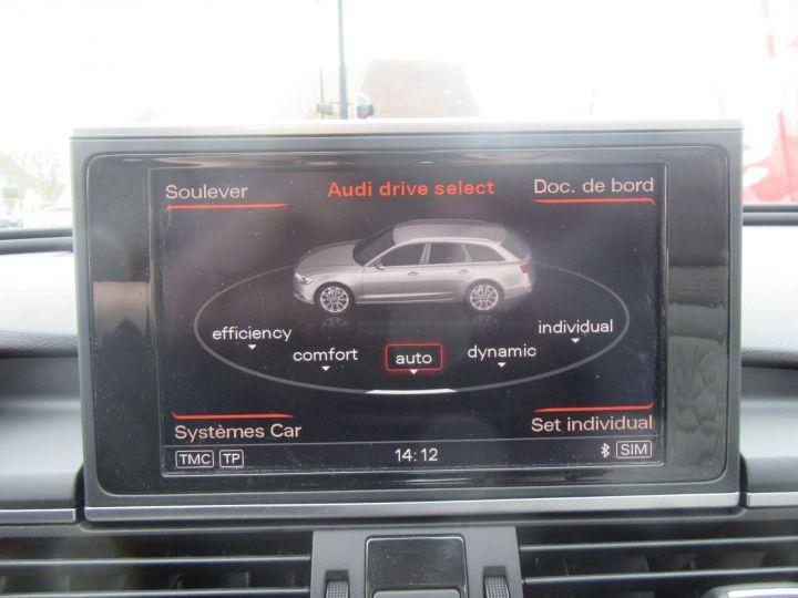 Audi S6 4.0 V8 TFSI 420CH QUATTRO S TRONIC 7 Noir - 16