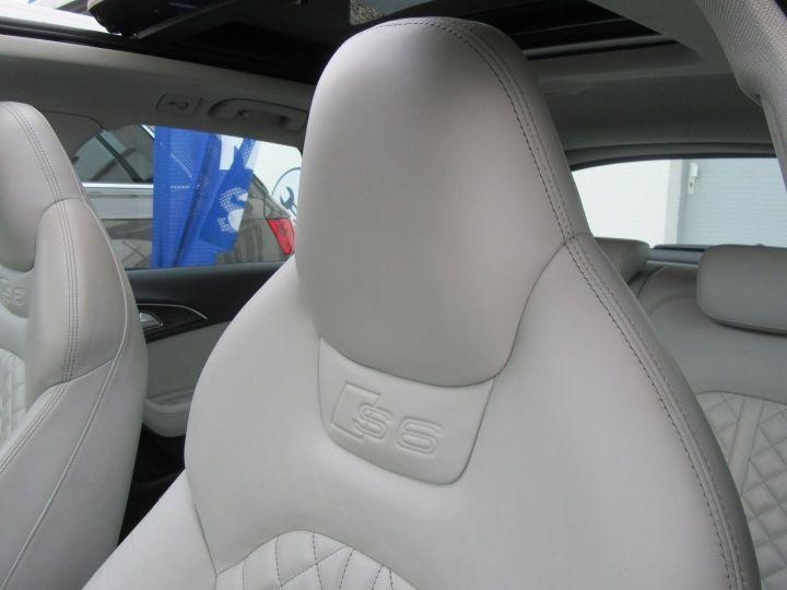 Audi S6 4.0 V8 TFSI 420CH QUATTRO S TRONIC 7 Noir - 18
