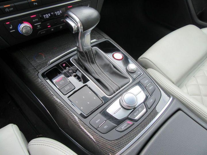 Audi S6 4.0 V8 TFSI 420CH QUATTRO S TRONIC 7 Noir - 19