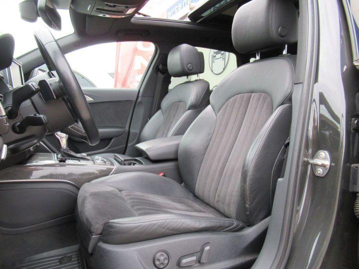 Audi S6 4.0 V8 TFSI 420CH QUATTRO S TRONIC 7 Noir - 4