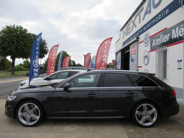 Audi S6 4.0 V8 TFSI 420CH QUATTRO S TRONIC 7 Noir - 5