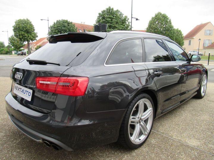 Audi S6 4.0 V8 TFSI 420CH QUATTRO S TRONIC 7 Noir - 9