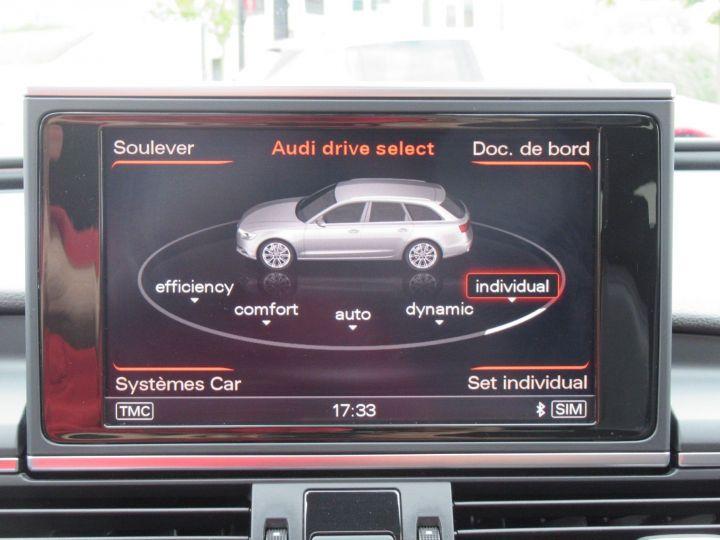 Audi S6 4.0 V8 TFSI 420CH QUATTRO S TRONIC 7 Noir - 15
