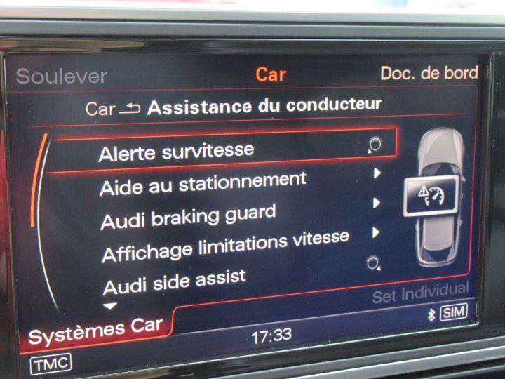 Audi S6 4.0 V8 TFSI 420CH QUATTRO S TRONIC 7 Noir - 17